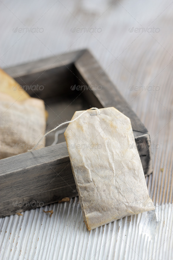 Teabag - Stock Photo - Images