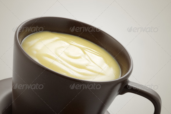 White chocolate - Stock Photo - Images