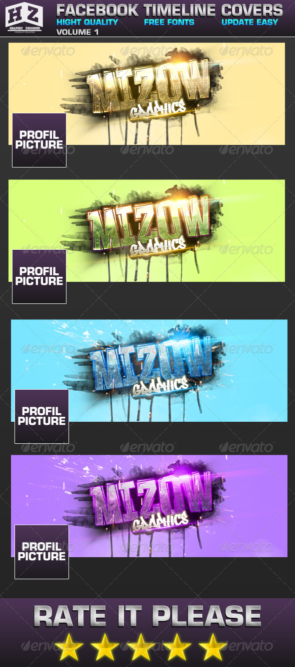 GraphicRiver Fb Timeline Covers l 3468452