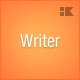 Writer Responsive Wordpress Theme - ThemeForest Item for Sale