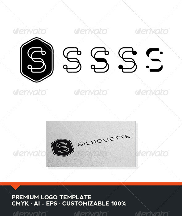 GraphicRiver Pack Letter S Logo 3469018