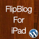 FlipBlog Ipad for WordPress