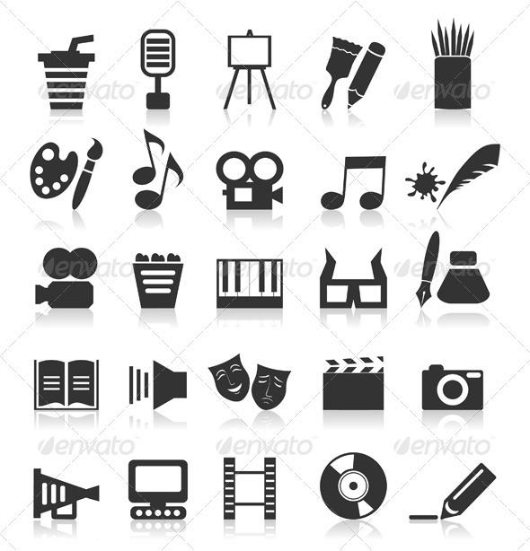 icon art: