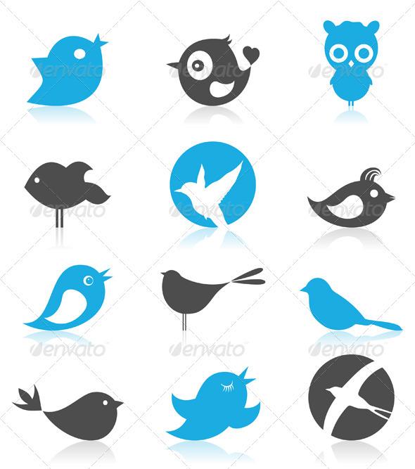 GraphicRiver Birdie 7 3443620