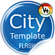City - Full Template with All Items Included - ActiveDen Item for Sale