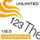 123Theme Business & eCommerce Wordpress Theme - ThemeForest Item for Sale