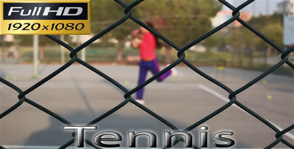 Tennis FULL HD