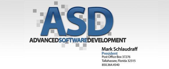 Asd business card