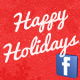 Happy Holiday Facebook Template - ThemeForest Item for Sale