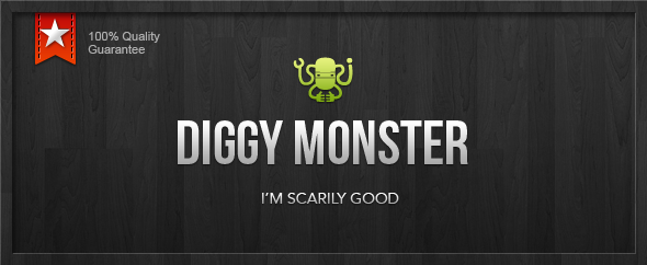 Diggy_Monster