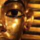 King Tutankhamun Gold Statue - VideoHive Item for Sale