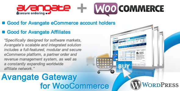 CodeCanyon Avangate Gateway for WooCommerce 3474999