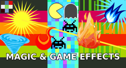Magic and Game Effects Sound Pack Logo