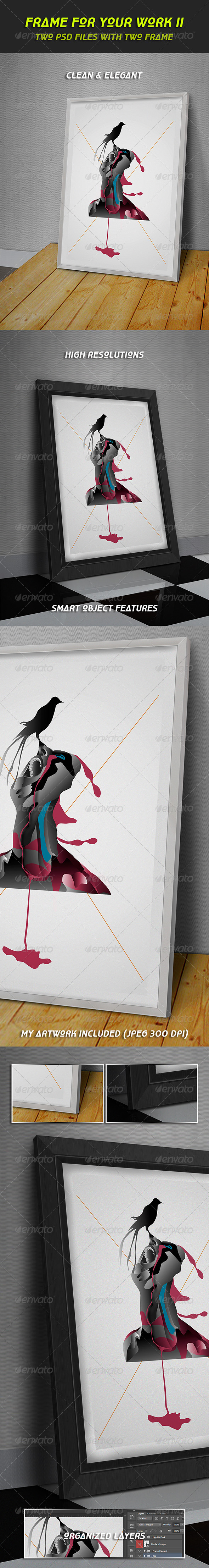 GraphicRiver Frame for Your Work II 3475169
