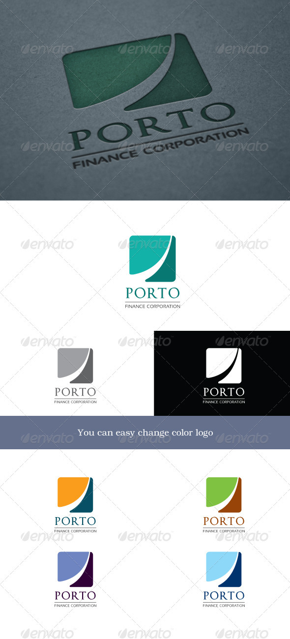 GraphicRiver Porto 3475437