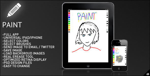 CodeCanyon Paint 3468945
