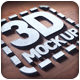 Photorealistic 3D Mock Up - GraphicRiver Item for Sale