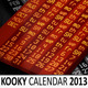 Kooky&Classic Pocket Calendar 2013 - GraphicRiver Item for Sale