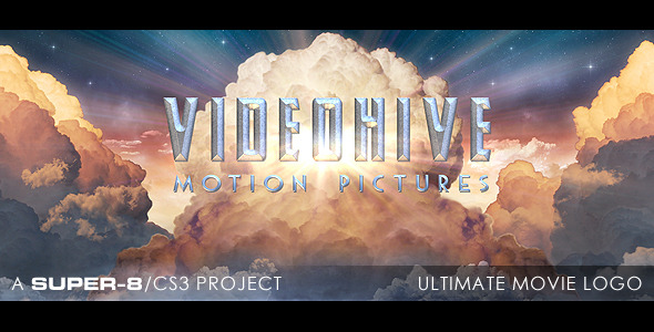 VideoHive Ultimate Movie Logo 3476950