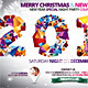 Christmas & New Year Eve Flyer - GraphicRiver Item for Sale