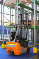Electric forklift - PhotoDune Item for Sale