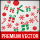 Christmas Gift Vector - GraphicRiver Item for Sale