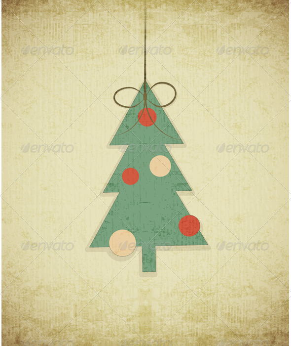 GraphicRiver Christmas Tree 3478006