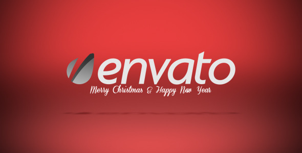 VideoHive Snow Flakes Logo Reveal 3480145