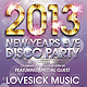 New Year Flyer | 3 Colors - GraphicRiver Item for Sale