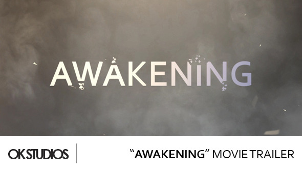 VideoHive Awakening Movie Trailer 3444381