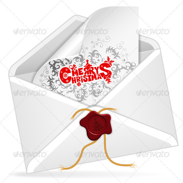 GraphicRiver Christmas Email 3484045