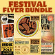 Festival & Concert Flyers Bundle