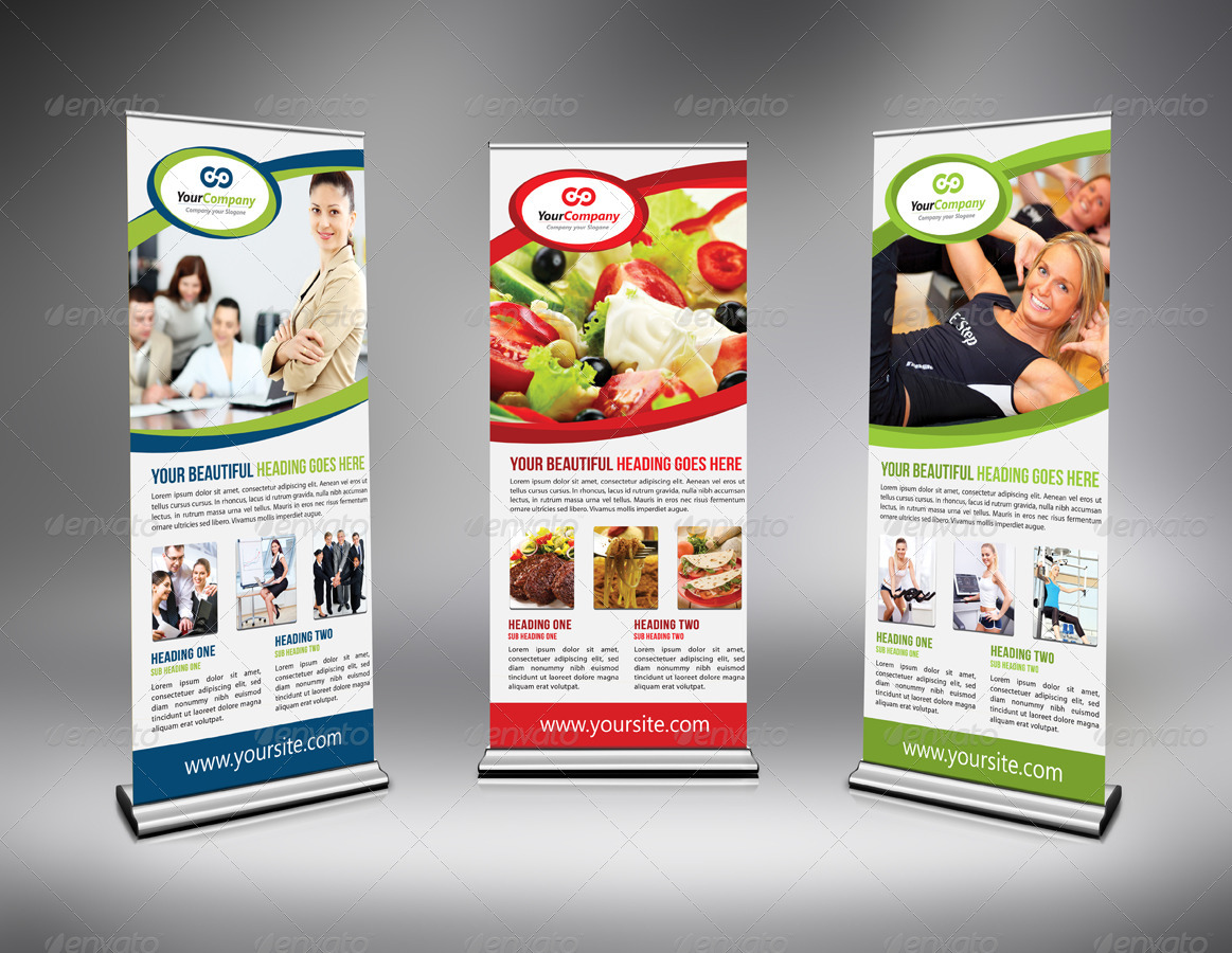 Multipurpose  Business Roll-Up Vol.1