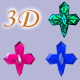 Animated Shining 3D Diamond - ActiveDen Item for Sale
