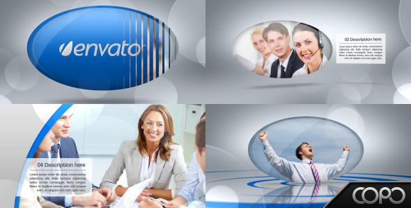 VideoHive Corporate Showcase 3485709
