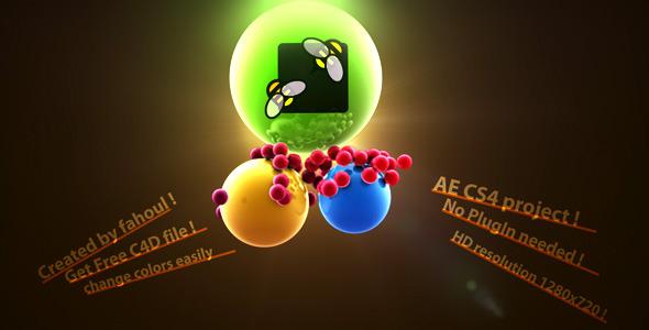 VideoHive Nice 3D Logo Reveal 3486597
