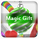 Magic Gift - GraphicRiver Item for Sale