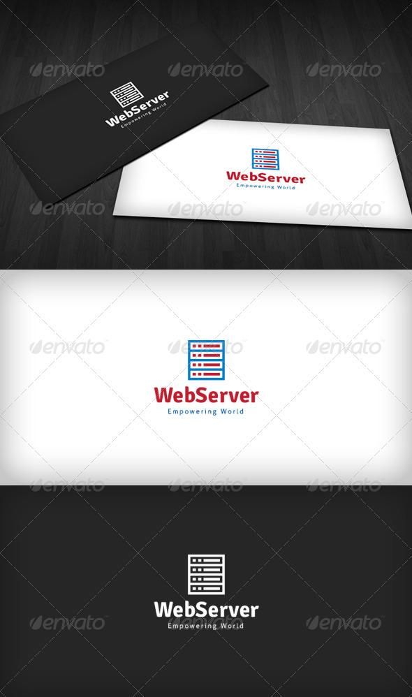 GraphicRiver Web Server Logo 3486752