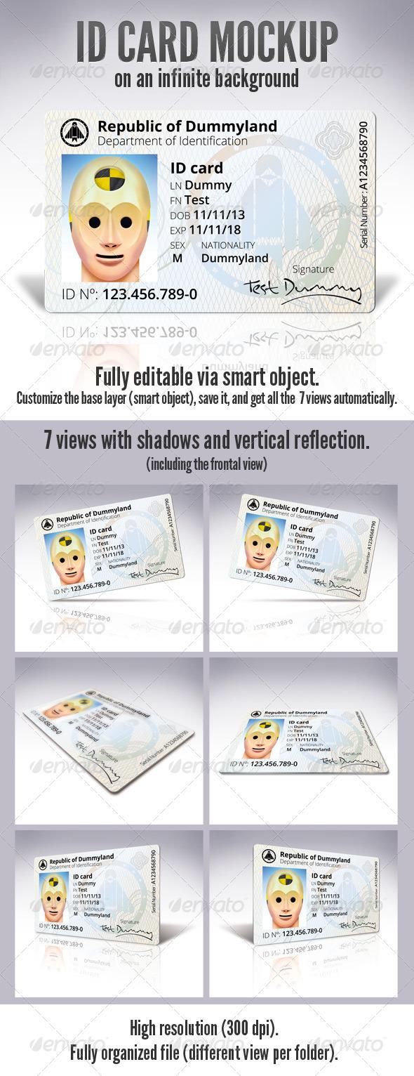 GraphicRiver ID Card 3488255