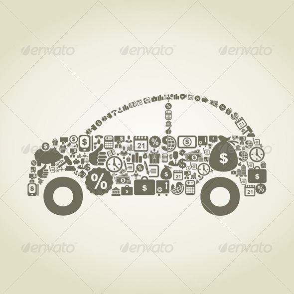 GraphicRiver Car Business 3488614