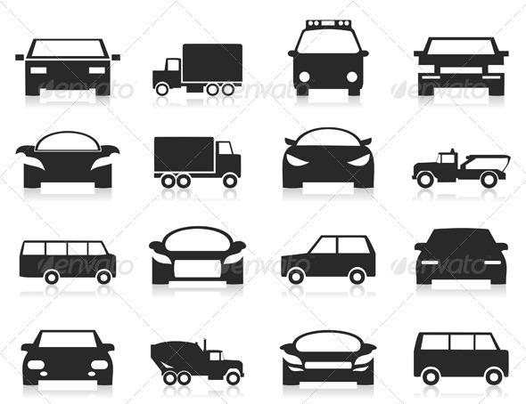 Car Icons 3