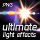 25 Ultimate Light Effects Volume 4 - GraphicRiver Item for Sale