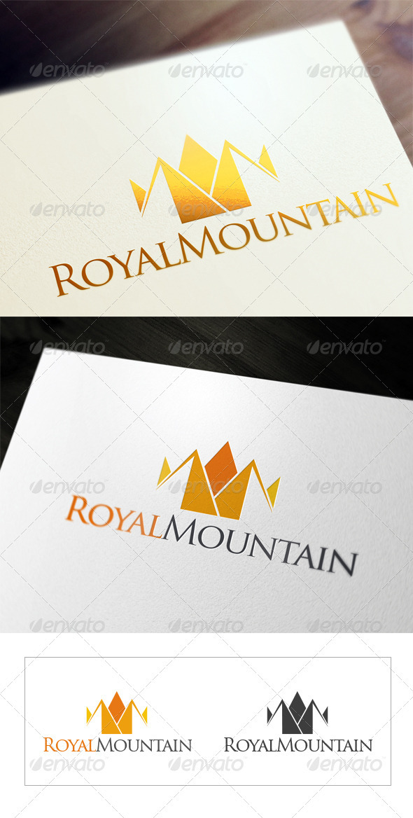GraphicRiver Royal Mountain 3489449
