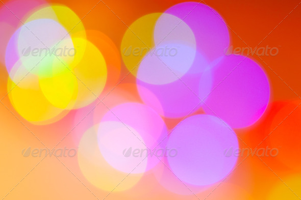 Christmas  blurred background - Stock Photo - Images