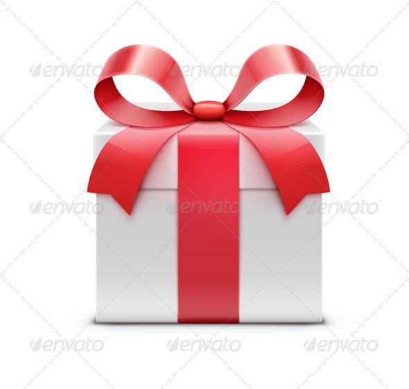 GraphicRiver Present Box 3490871