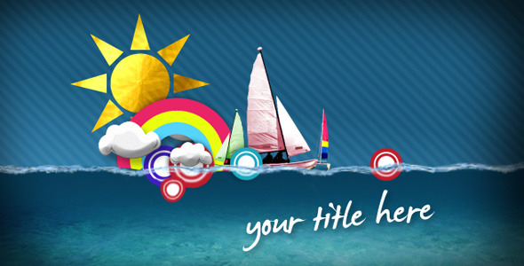 After Effects Project - VideoHive Summer Ident #4 374568
