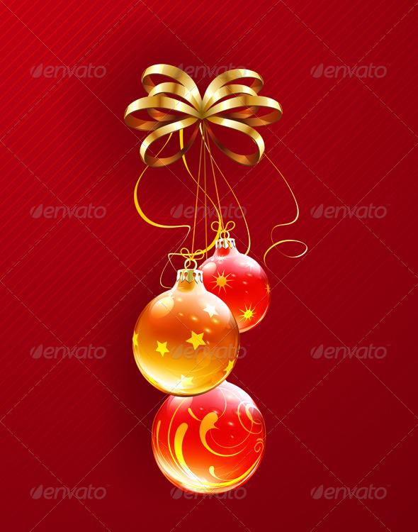 GraphicRiver Christmas Decorations 3492138