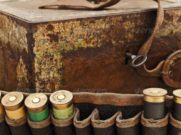 Old Cartridge
