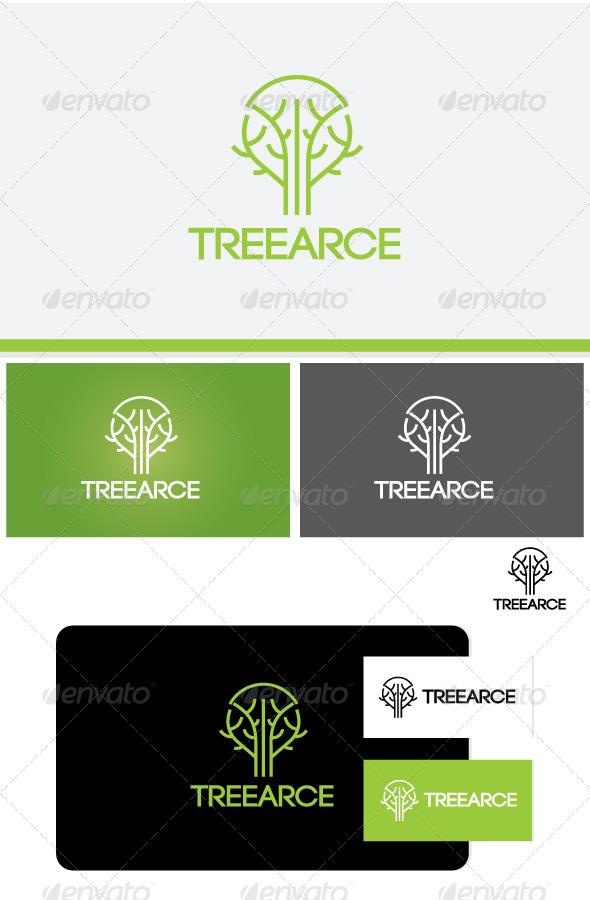 GraphicRiver Tree Arce 3438995
