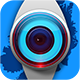 Camera App Icon - GraphicRiver Item for Sale